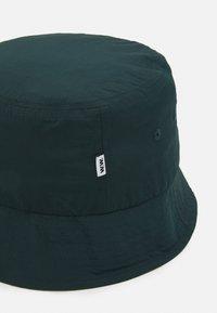 Wood Wood - BUCKET HAT UNISEX - Hoed - dark green - 2