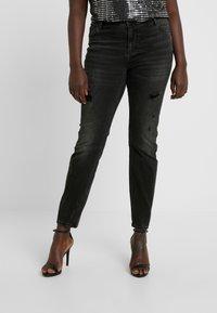 Vero Moda Curve - Jeans Skinny - black - 0