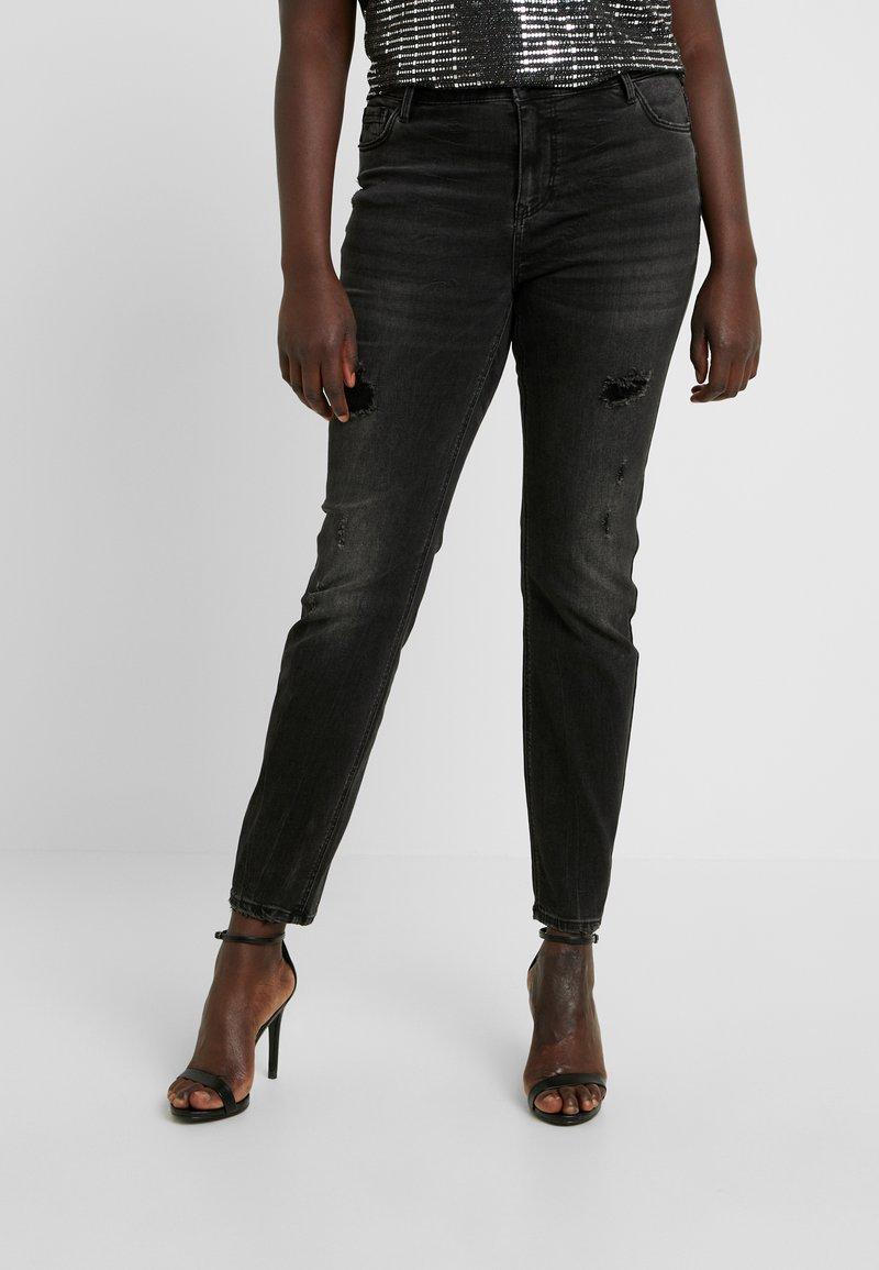 Vero Moda Curve - Jeans Skinny - black