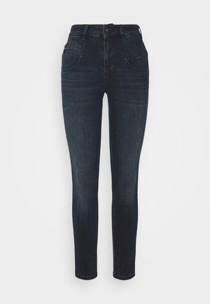 ALEXA HIGH WAIST CROPPED - Jeans Skinny Fit - michigan