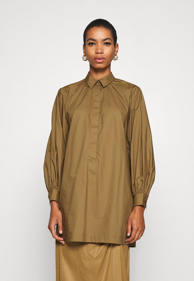 TOTEMA TUNIC - Blouse - butternut