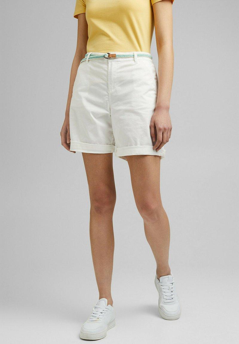 Esprit - Shorts - white