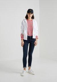 Polo Ralph Lauren - SEASONAL - Zip-up hoodie - white - 1