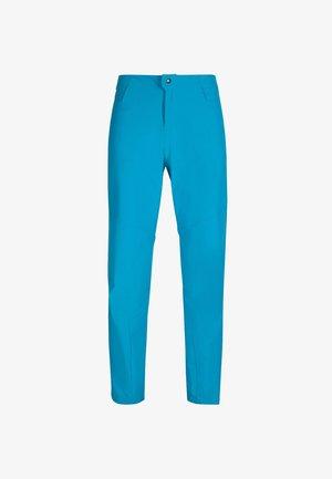 MASSONE - Długie spodnie trekkingowe - gentian