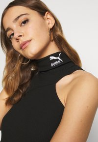 Puma - EMPOWER TURTLENECK BODYSUIT - Topper - black - 4