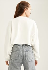 DeFacto - Sweatshirt - white - 1