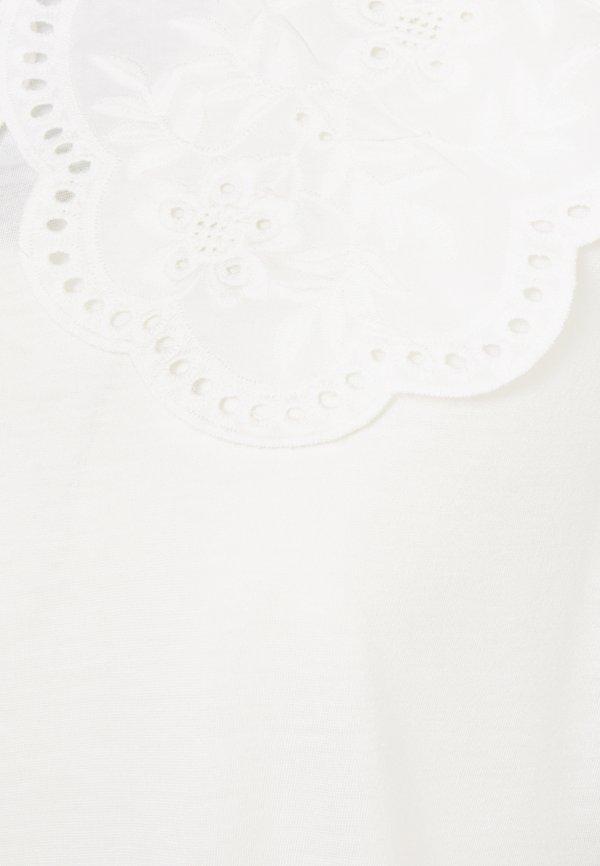 Never Fully Dressed Tall Bluzka - white/biały KCGZ