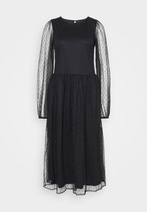 YASLISSO MIDI DRESS  - Day dress - black