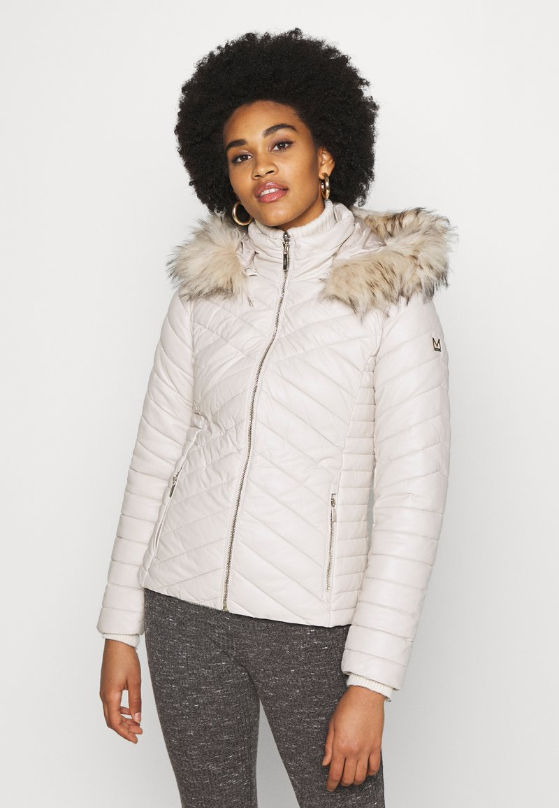 Morgan - GEO - Winter jacket - ficelle