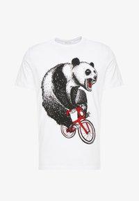 Pier One - T-shirts print - white - 3