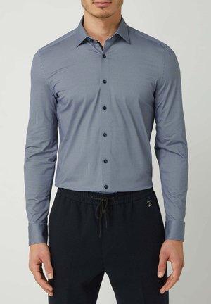 SLIM FIT - Overhemd - marineblau