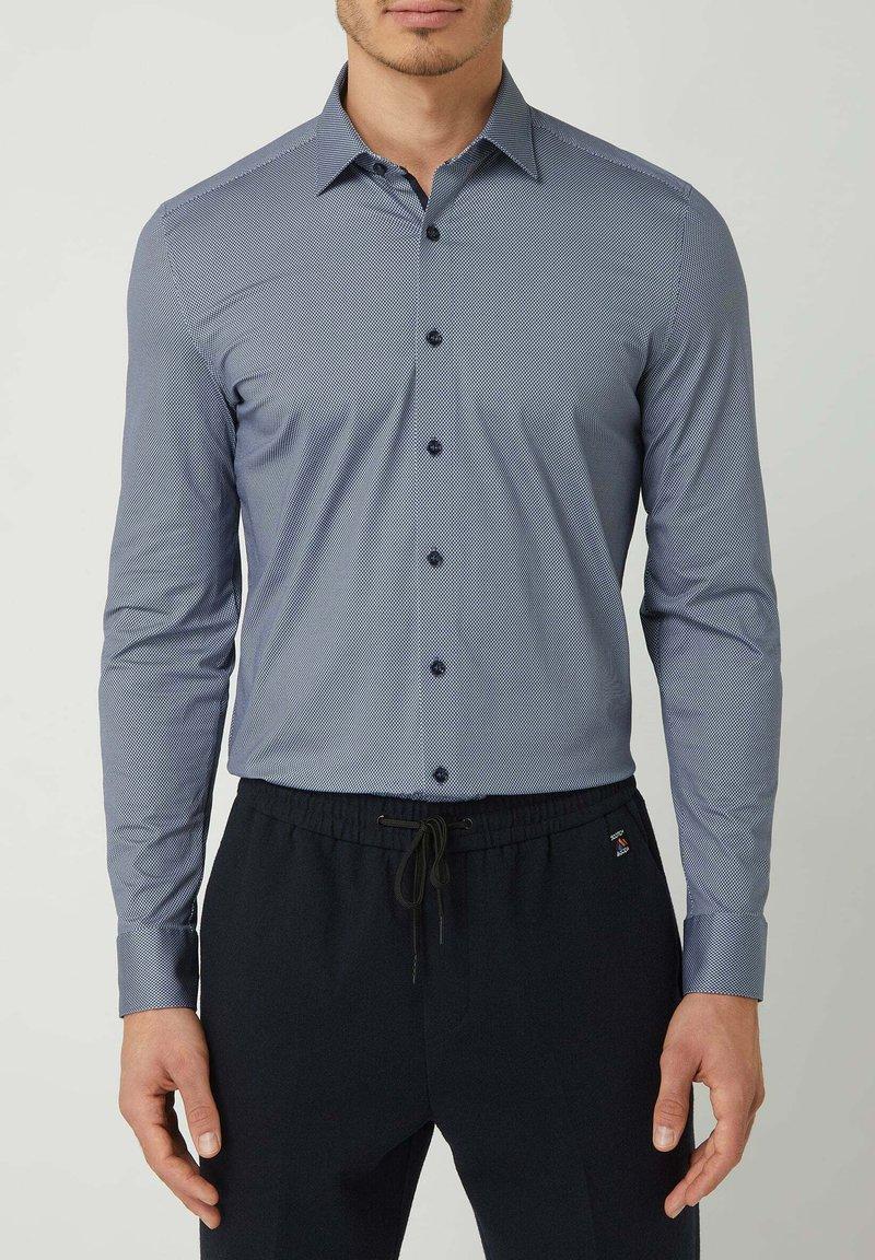 OLYMP Level Five - SLIM FIT - Shirt - marineblau