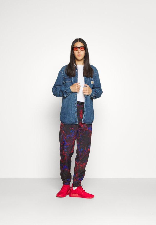 SALINAC SHIRT JAC MAITLAND - Shirt - blue mid worn wash