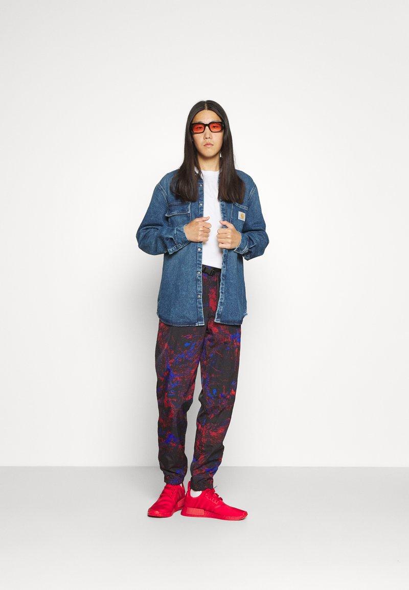 Carhartt WIP - SALINAC SHIRT JAC MAITLAND - Skjorter - blue mid worn wash