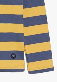 Armor lux - BLOCKCOLOUR - Long sleeved top - jaune/navire - 2
