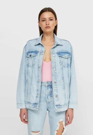 MICKEY & MINNIE - Veste en jean - blue denim
