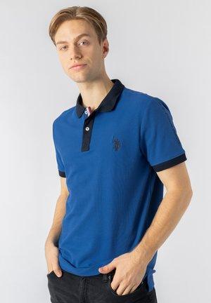 CALEB  - Polo shirt - blue sapphire