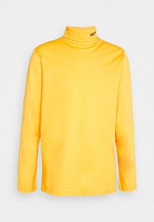 BASE LAYER - Bluzka z długim rękawem - bold gold