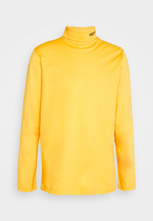 BASE LAYER - Long sleeved top - bold gold