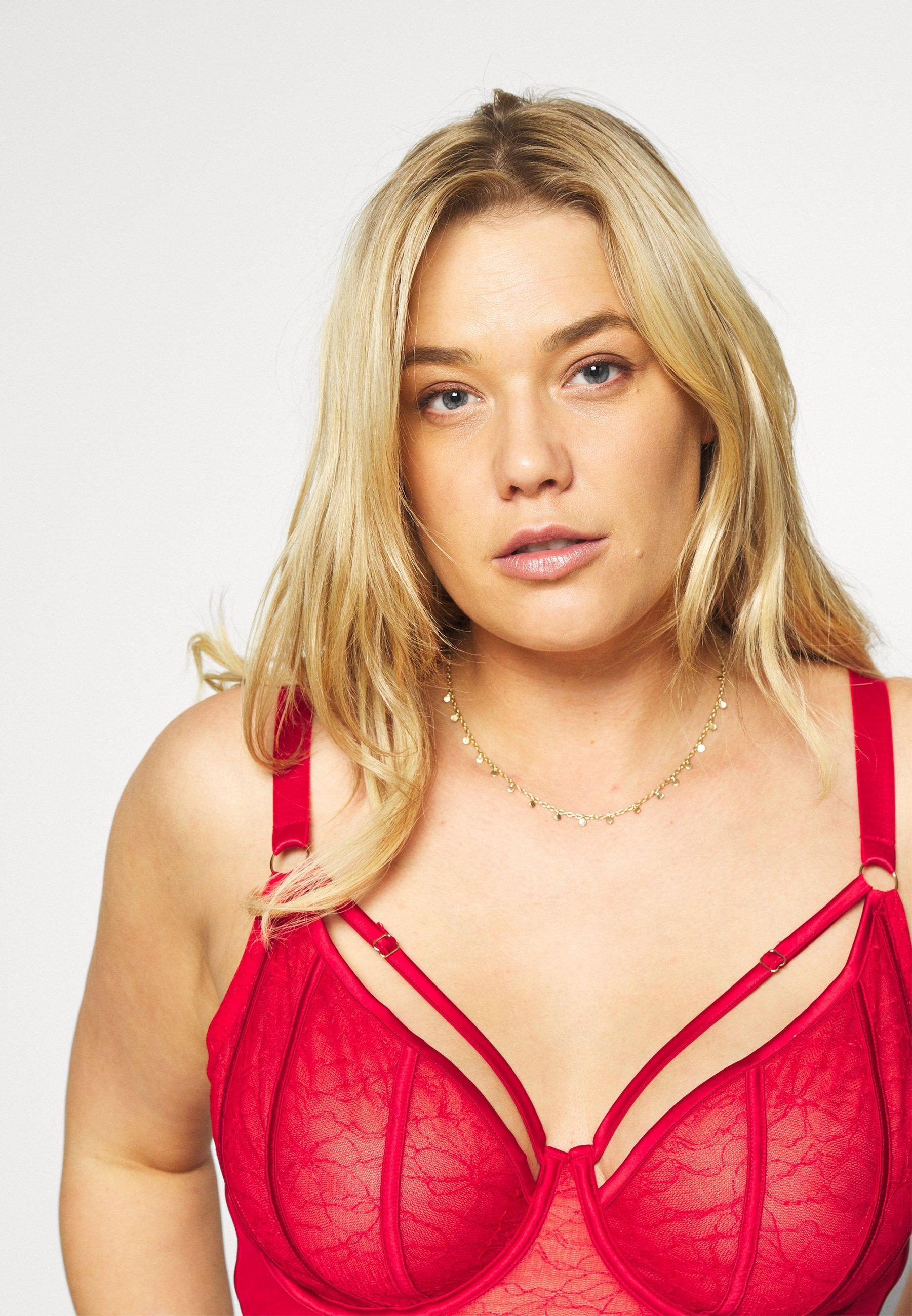 Women TEXTURED LACE BRA - Underwired bra