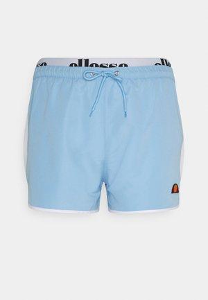 NASELLO - Badeshorts - light blue