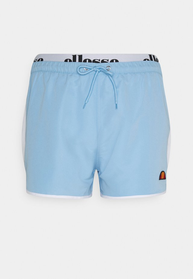 NASELLO - Swimming shorts - light blue