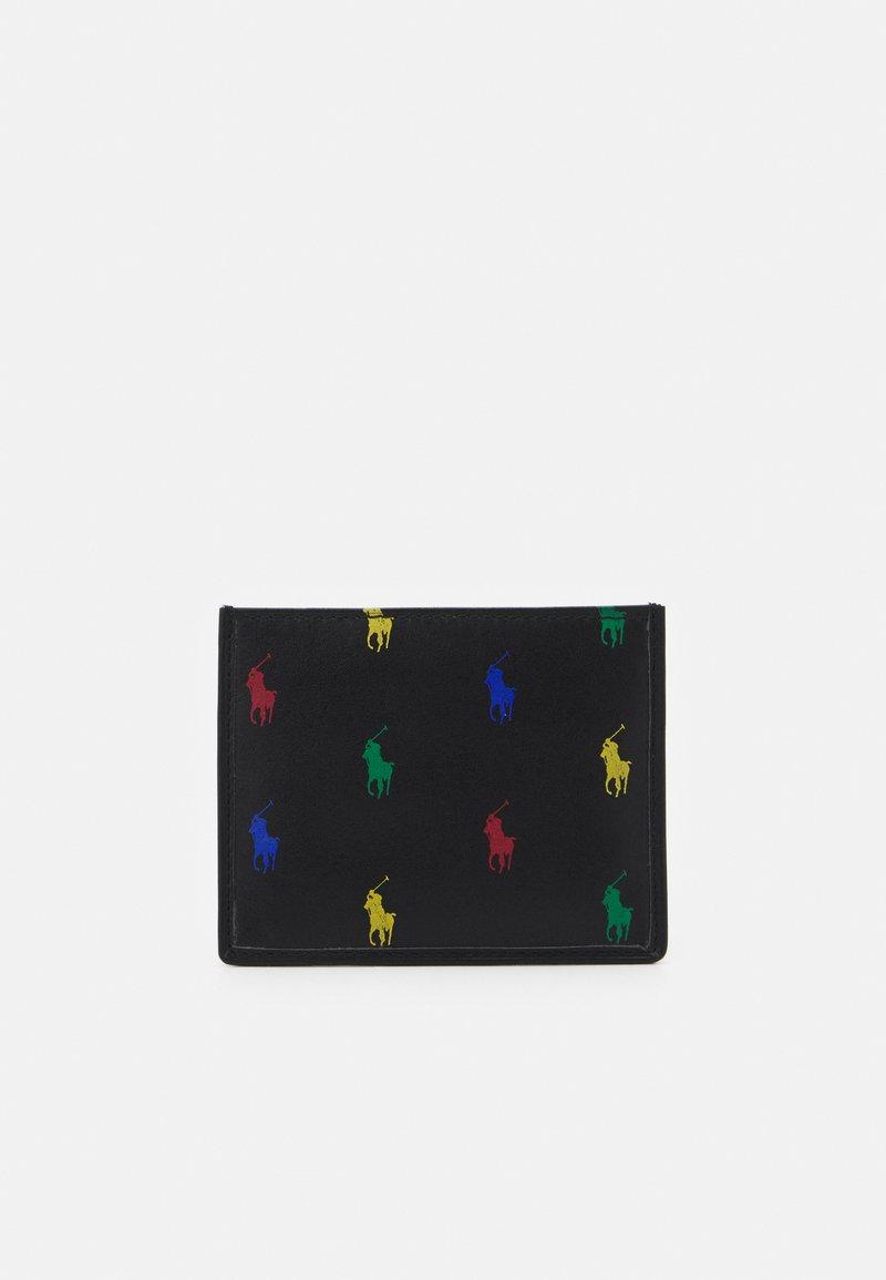 Polo Ralph Lauren - SMOOTH UNISEX - Wallet - black