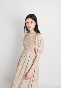 EDITED - KARINA DRESS - Maxi dress - multi-coloured - 4