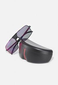 Prada Linea Rossa - Sunglasses - matte black - 3