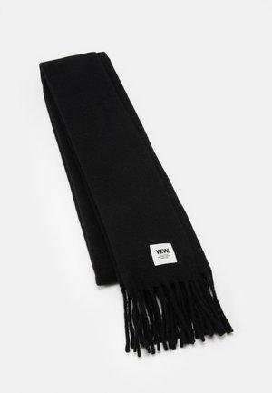 KARLO SCARF - Sjal - black