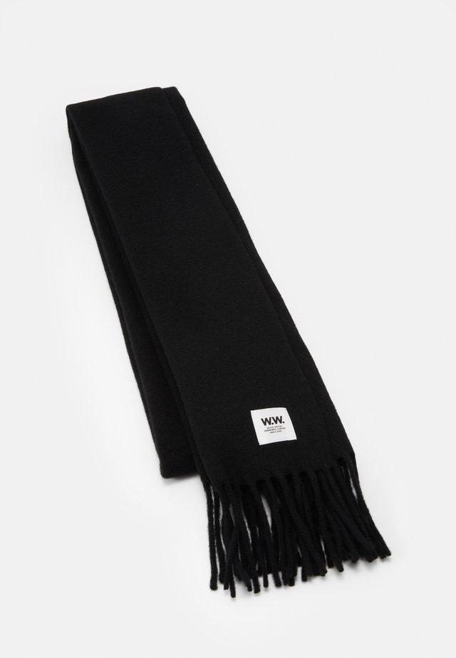 KARLO SCARF - Schal - black