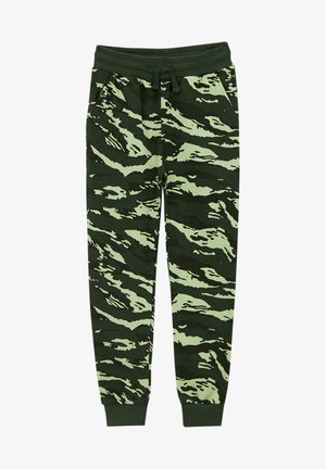 Spodnie treningowe - green