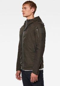 G-Star - BATT ZIP - Outdoor jacket - asfalt - 2