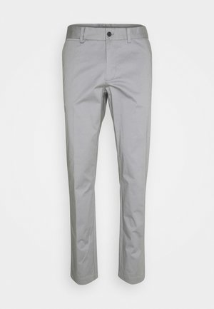 CHAZE SUPER PANTS - Chino kalhoty - granite