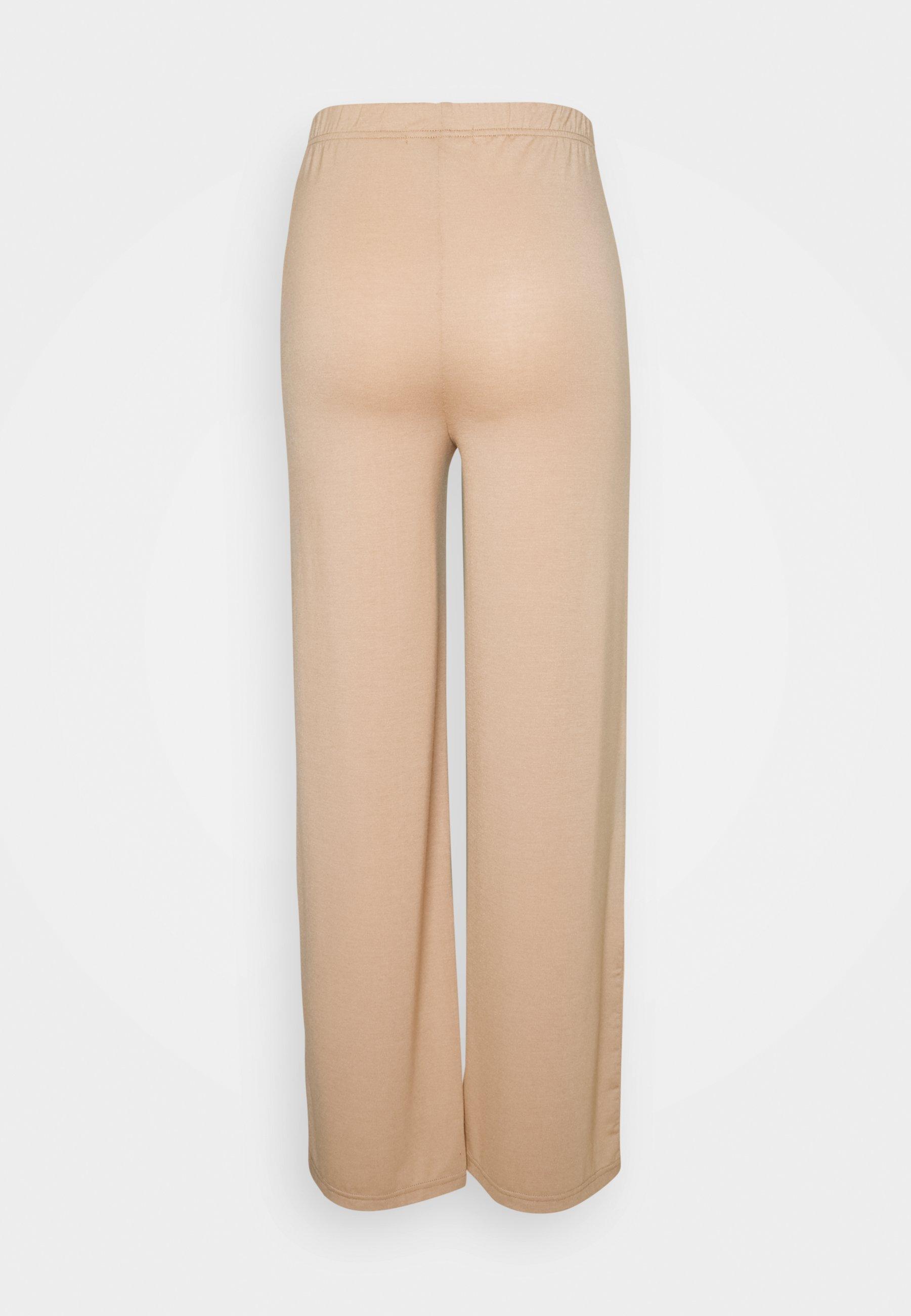 Damen WIDE LEG SET - Stoffhose