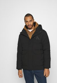 Calvin Klein Jeans - ECO JACKET - Winter jacket - black - 0