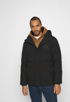ECO JACKET - Winter jacket - black