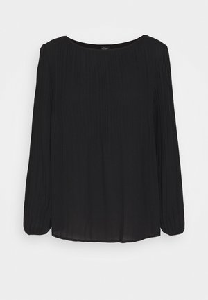 Blouse - true black