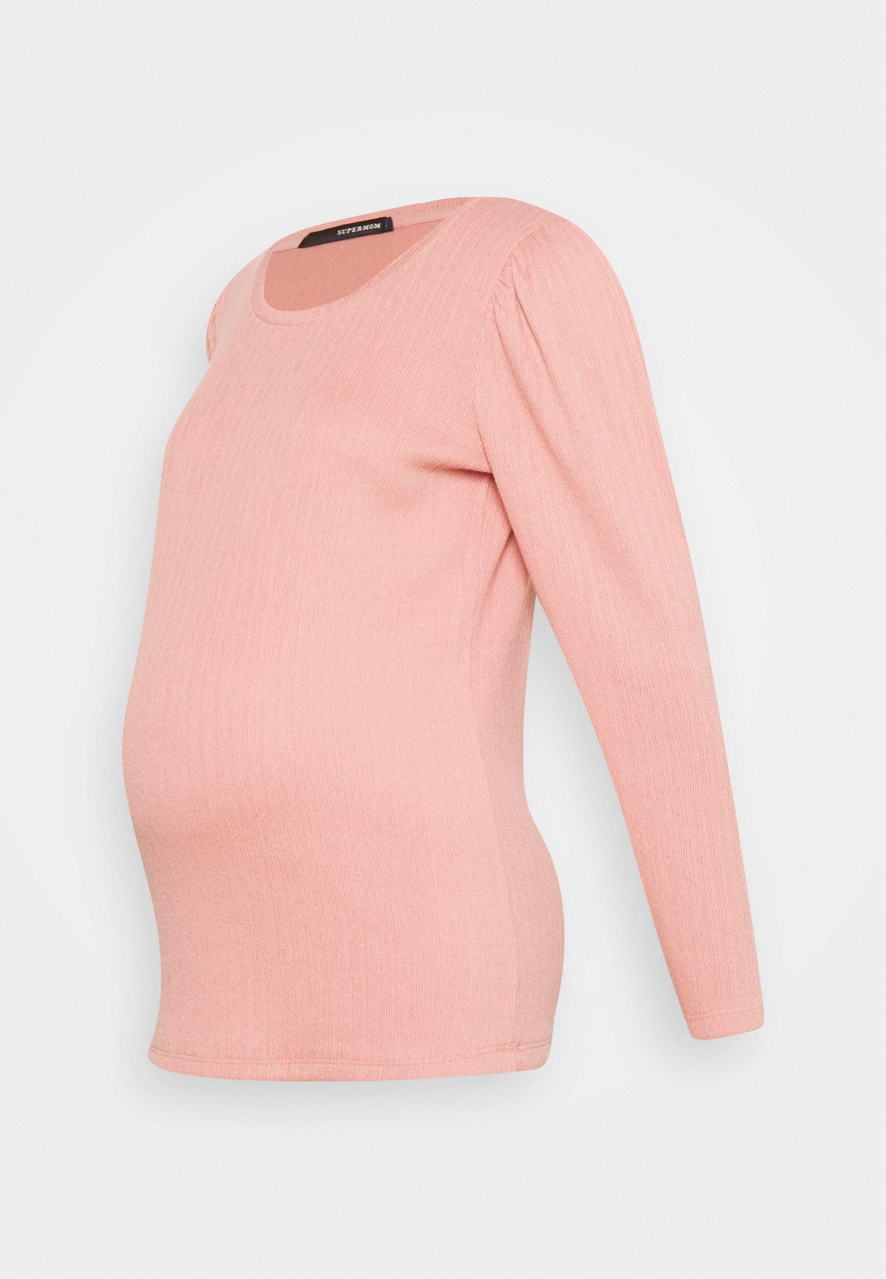 Women ROSETTE - Long sleeved top