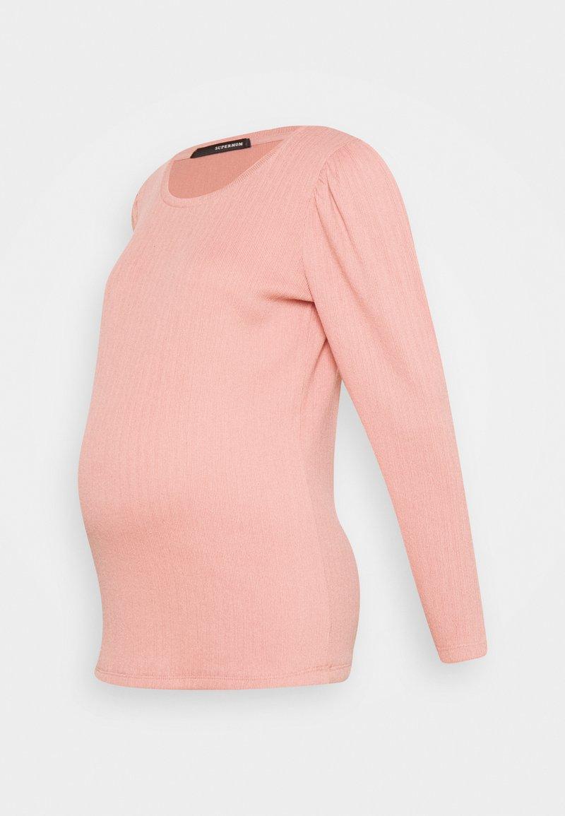 Supermom - ROSETTE - Long sleeved top - rosette