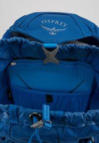 Osprey - HIKELITE - Hiking rucksack - bacca blue - 7