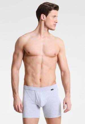 2 PACK - Pants - grau meliert