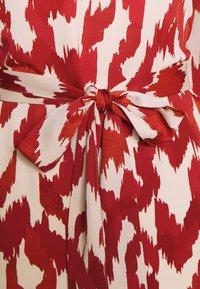Lindex - DRESS ABIGAIL - Robe d'été - dusty red - 2