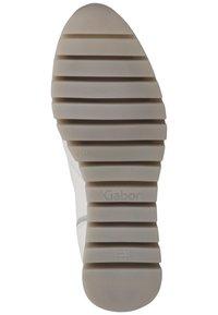 Gabor - Sneakers laag - weiss - 6