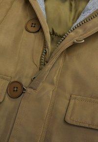 Mango - JORDAN - Zimní kabát - khaki - 2