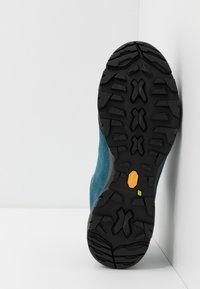 Scarpa - MOJITO TRAIL - Hiking shoes - lakeblue - 4