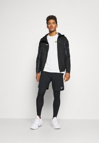 Ellesse - CASTELA - Training jacket - black - 1