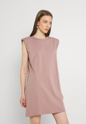 FRAN DRESS - Žerzejové šaty - antier