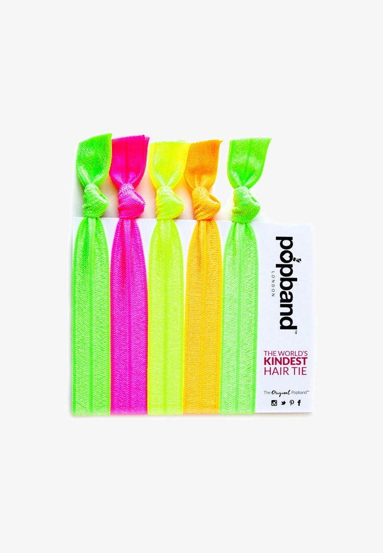 Popband - HAIRTIES MULTIPACK - Hair styling accessory - glo