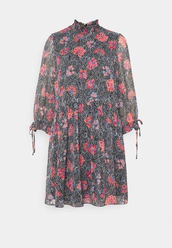 ISOU  - Sukienka letnia - noir